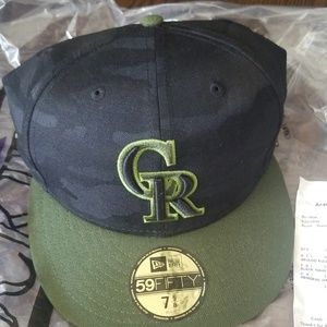 Colorado Rockies Baseball Hat
